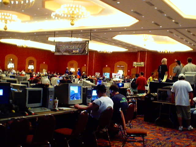 More BYOC, and the NOC on the right.