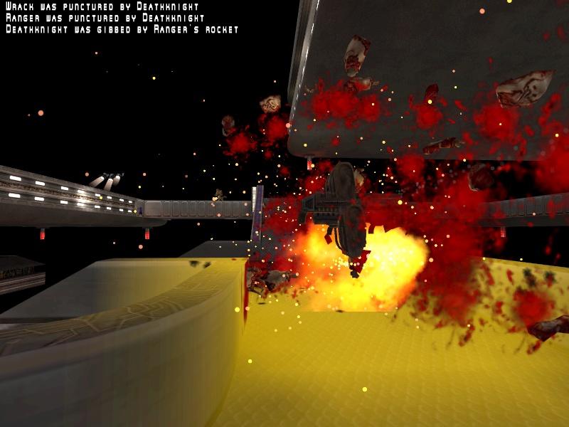Slipgate Explosion effect