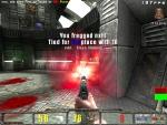 Pistol kill!