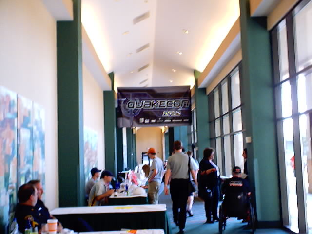 Registration area