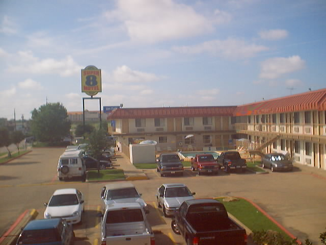 The Super8 Motel