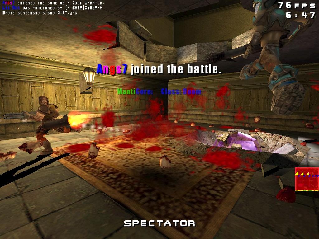 Die you nest-robbing Slipgater! DIE!