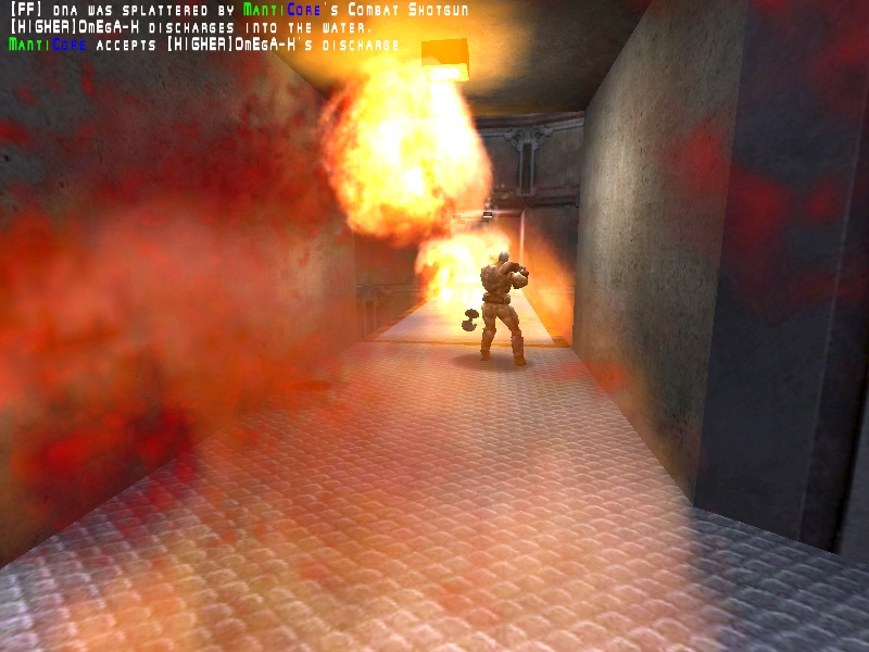Some Napalm action on Gen-Q2DM2!