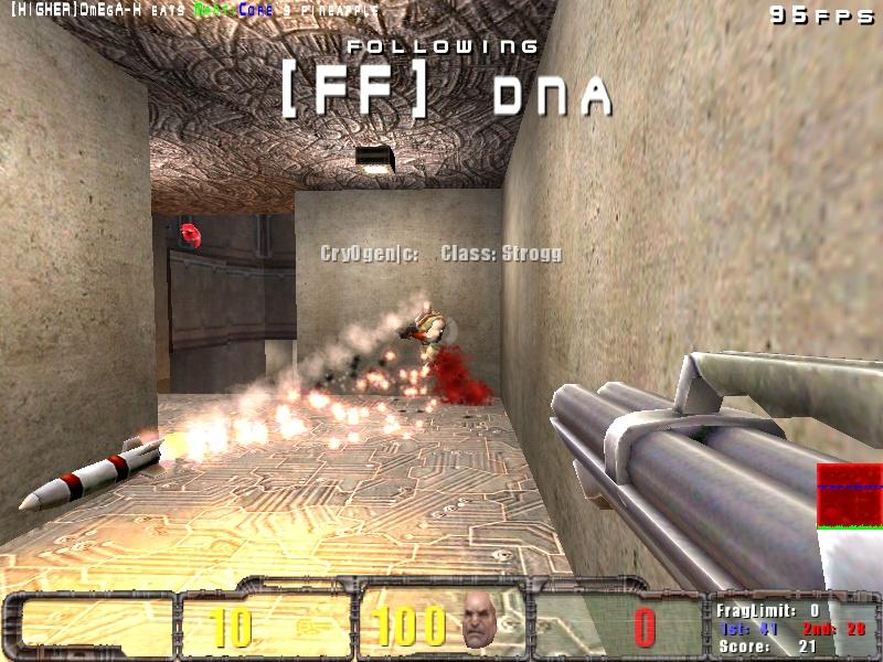 [FF] dna dodged Cry0gen|c's rocket.