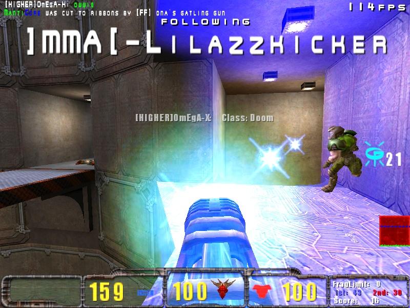 Quad plasma!