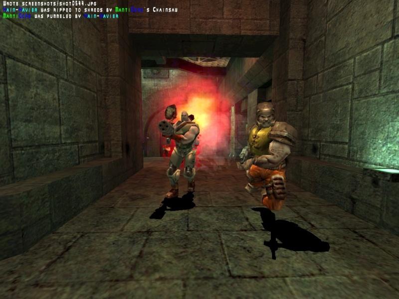 The Bad Boys of Quake.