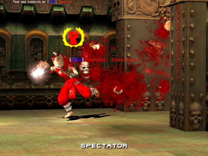 It slices!  It dices!  It's the new Quake 3 Ginsu!
