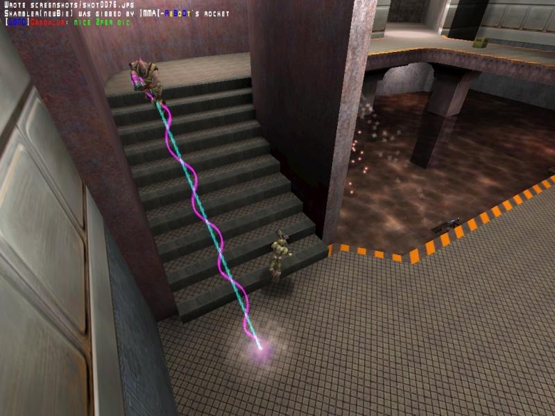 Stairway Duel
