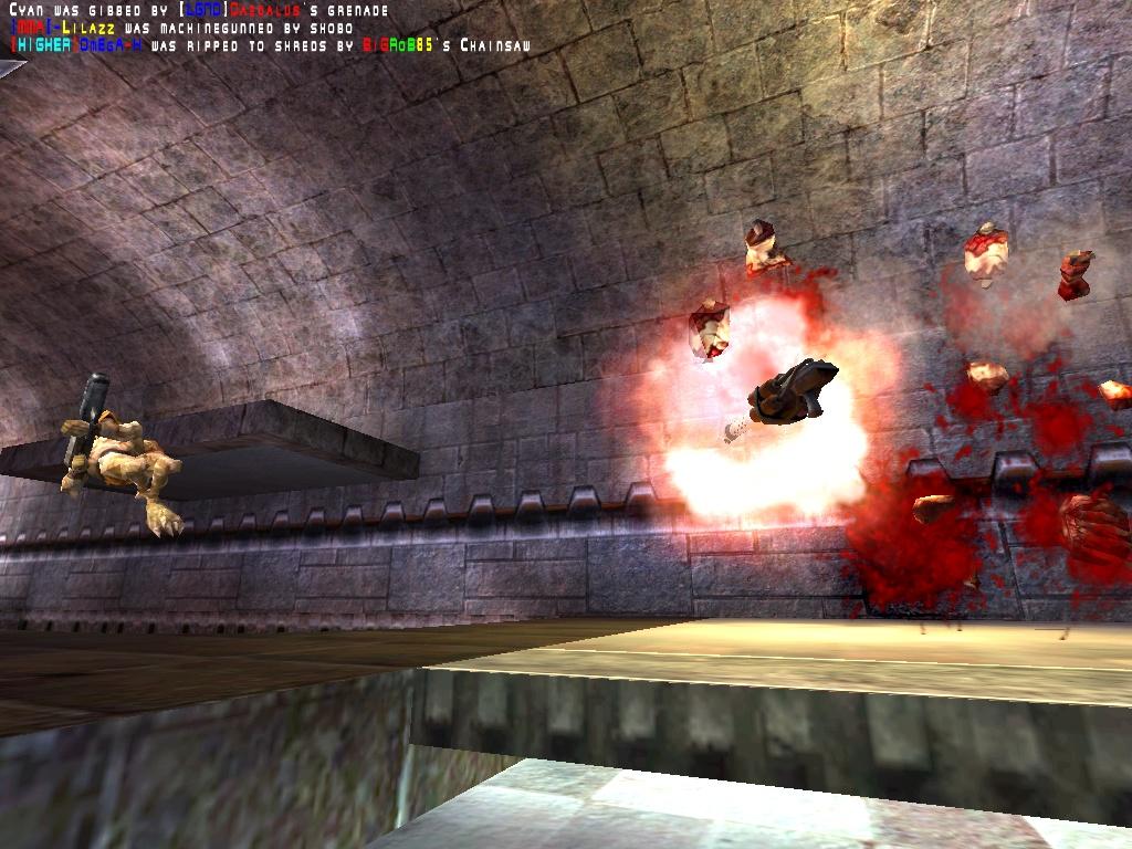 Exploding flamer!
