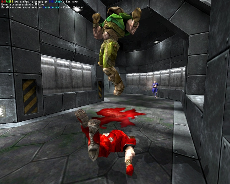 Doom jumps for joy!