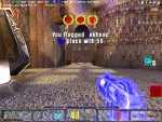 Quad blaster kill!