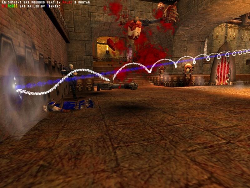 Tekhead casts:  Corpse Explosion, +5.
