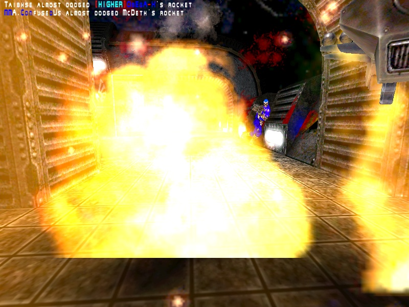 Explosions galore!