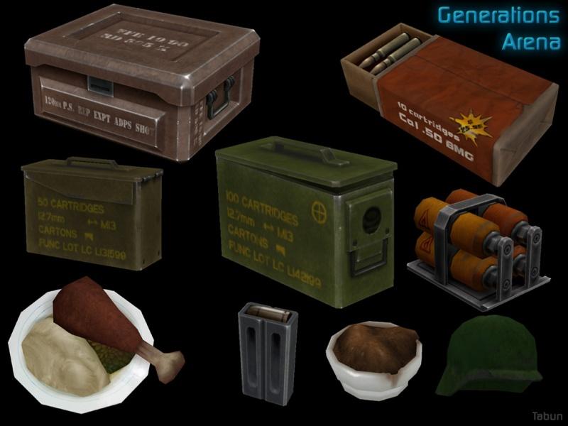 Earth items