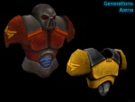 Strogg armors