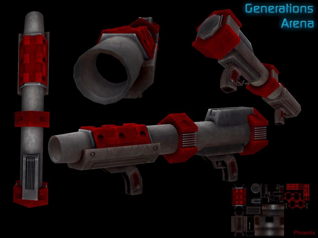 Slipgate Proximity Gun