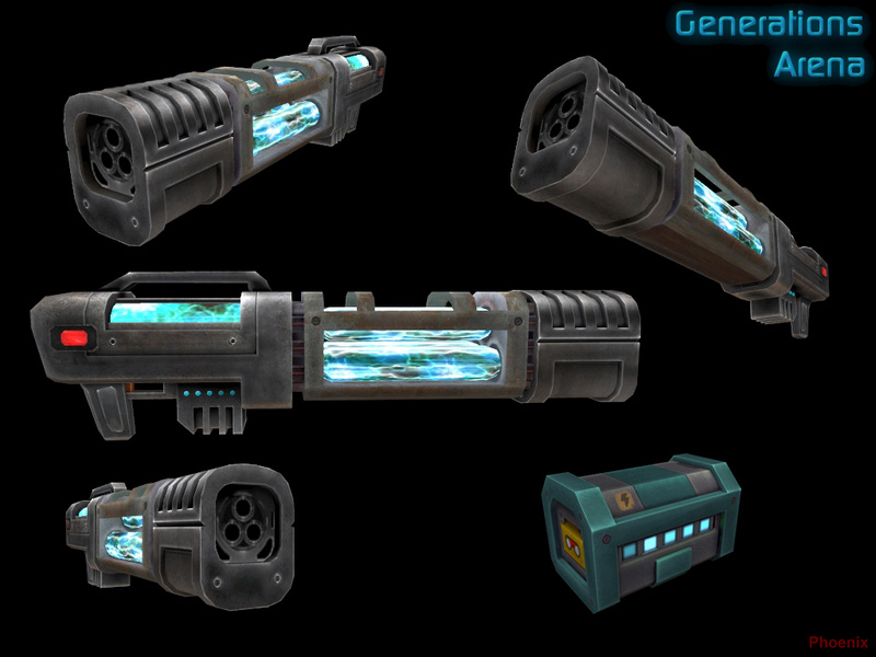 Ion Gun