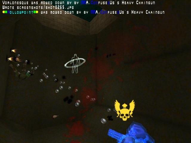 deadly bubble gun