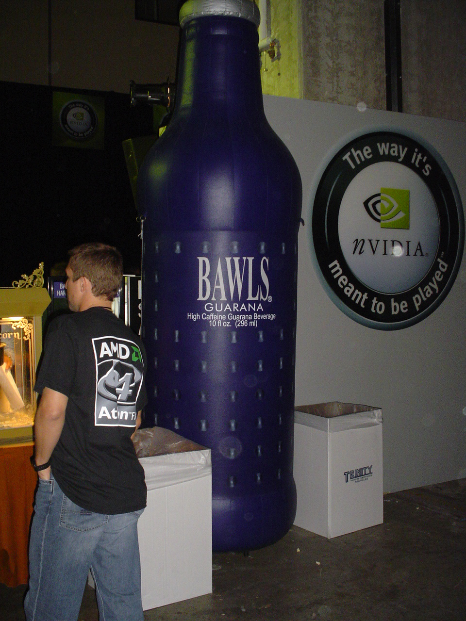 We've got the biggest Bawls of them all!