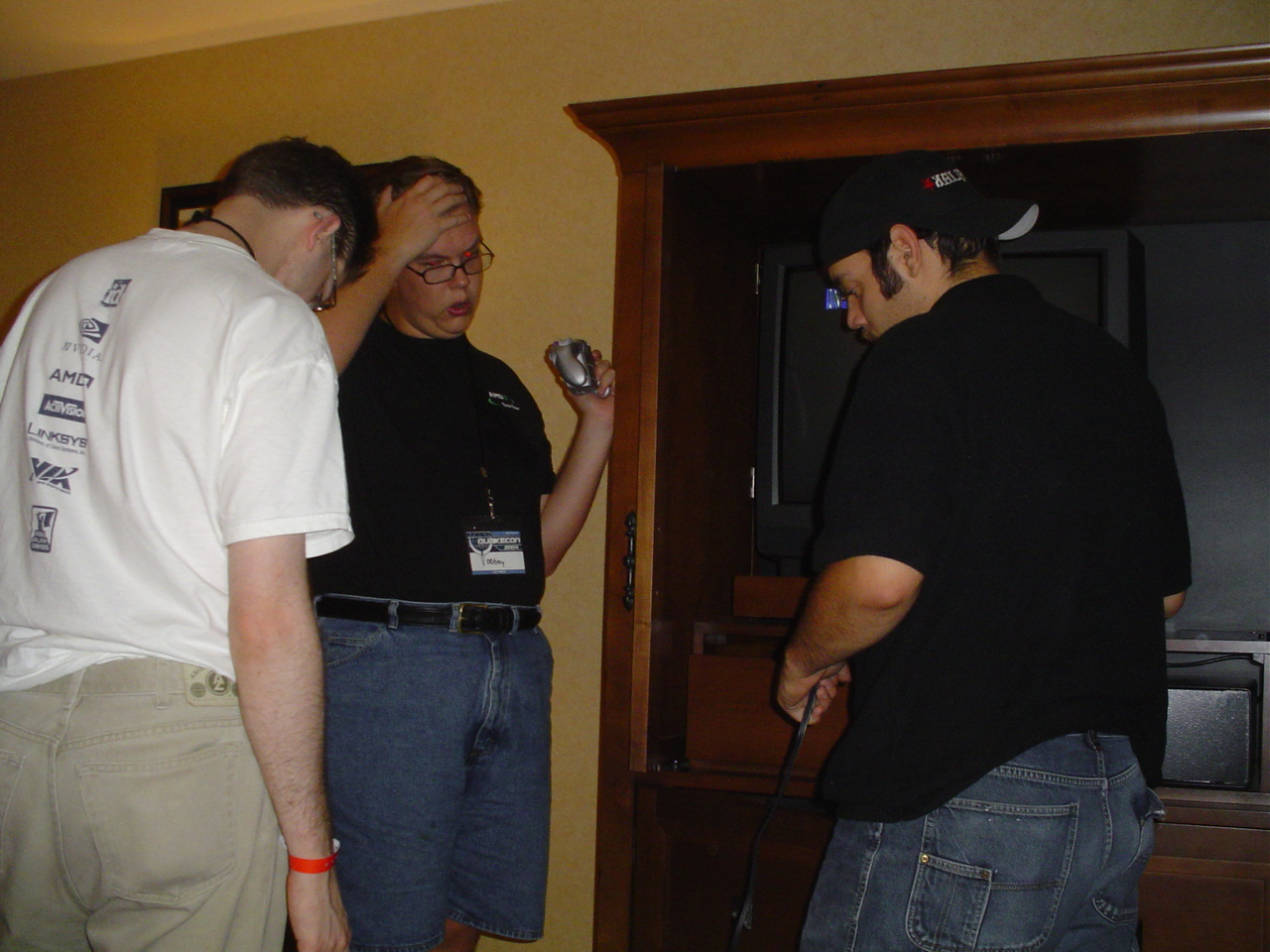 How many Wireheaders does it take to plug in a GameCube?