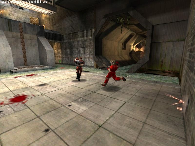 "Doom:  ""SAME TEAM!!!"" Sarge:  ""..."""
