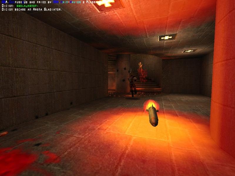 Doom Rockets make for pretty dynamic light glows.