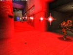 Red plasma, blue Quad glow, you better run buddy.