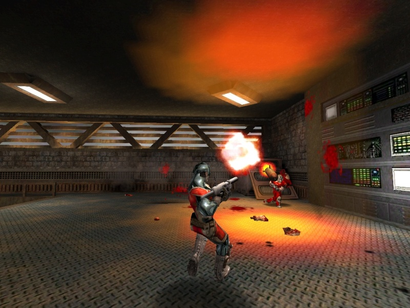Rockets vs mortars!