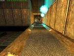 We had cyan plasma way before Doom 3 did.