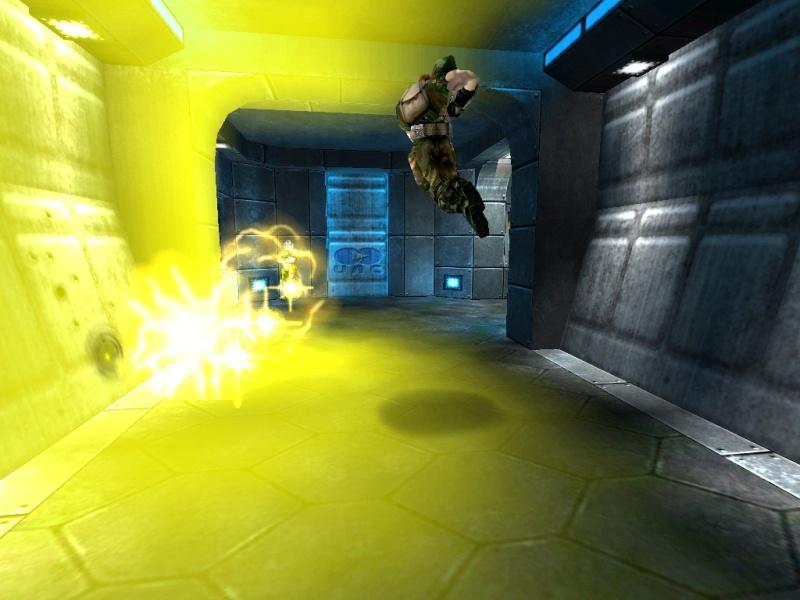 Yellow plasma?  You bet!
