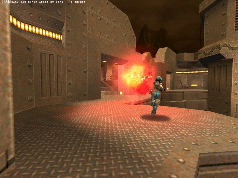 Doom Rockets:  Delivered faster than pizza to a college dorm.