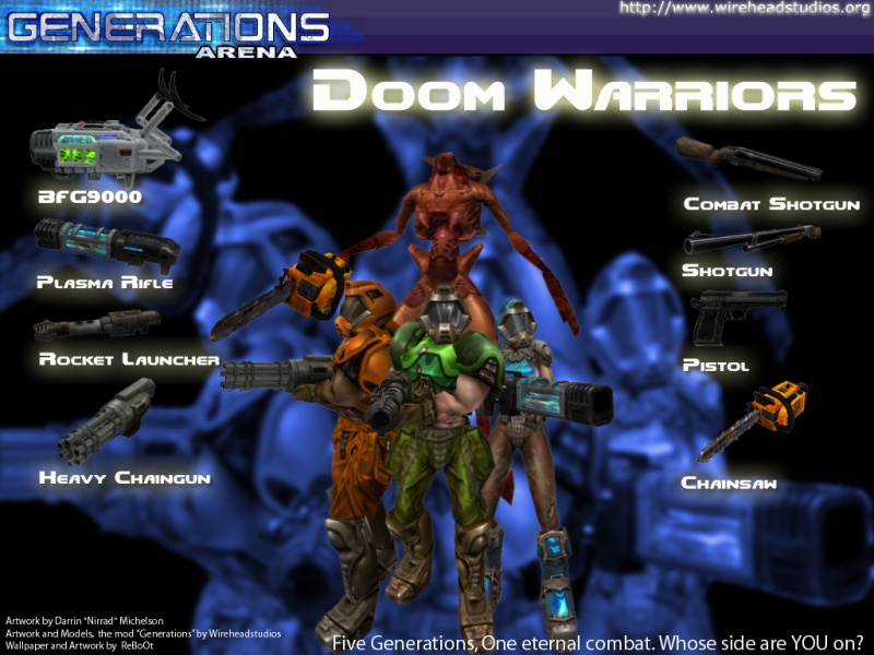 Reboot: Doom Warriors