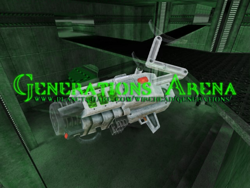 DrPerLine BFG Green