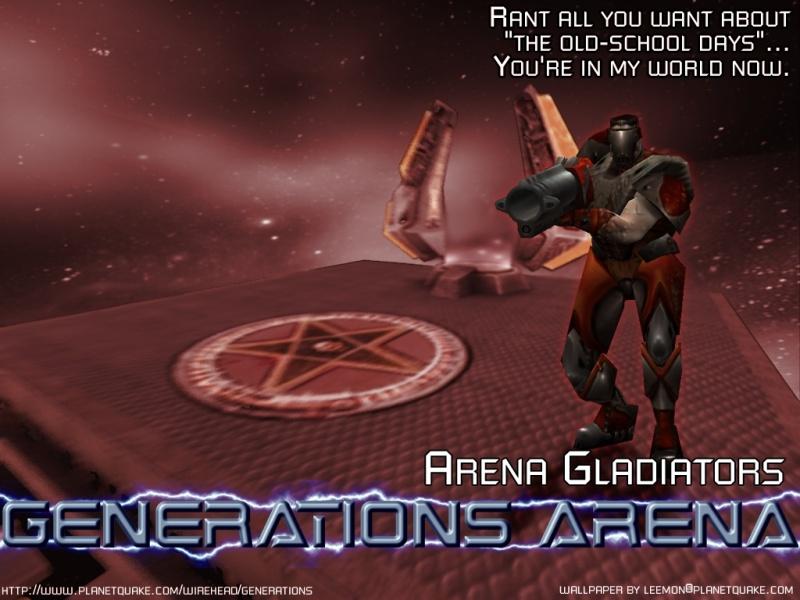 Lee'Mon: Arena Gladiators