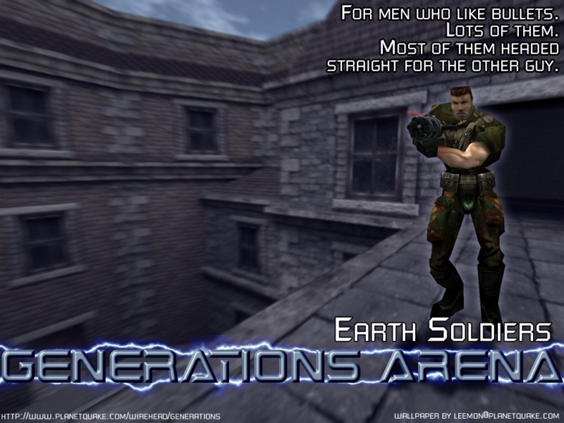Lee'Mon: Earth Soldiers