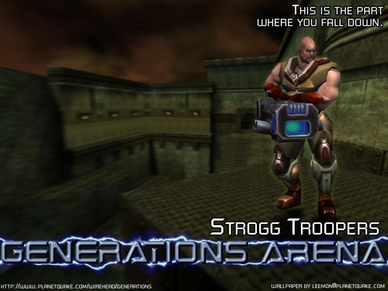 Lee'Mon: Strogg Troopers