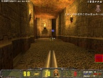 Here's one Slipgater who hasn't played Quake in a while.