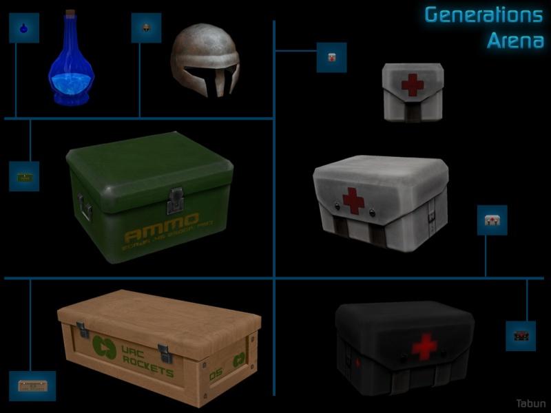 Doom items - part 1