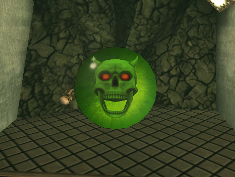 Doom Invulnerability Powerup