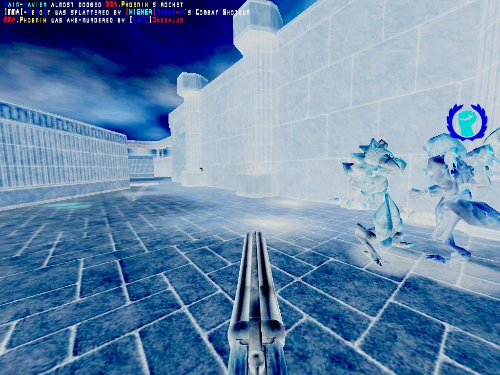 Doom Invulnerability: First Person View