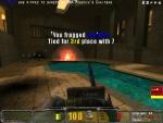 Chainsaw action on Myk_doom2